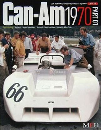 Picture of CAN-AM 1970 PART 01: SPORTSCAR SPECTACLES BY HIRO N.10