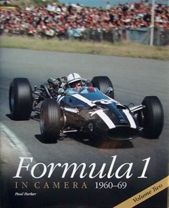 Immagine di FORMULA 1 IN CAMERA 1960-69 Volume 2