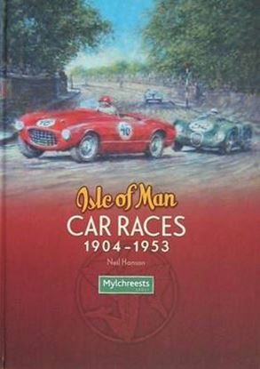 Picture of ISLE OF MAN CAR RACES 1904-1953