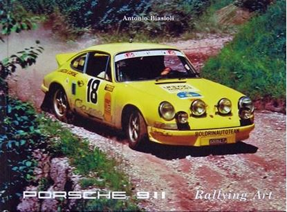 Picture of PORSCHE 911 RALLYING ART