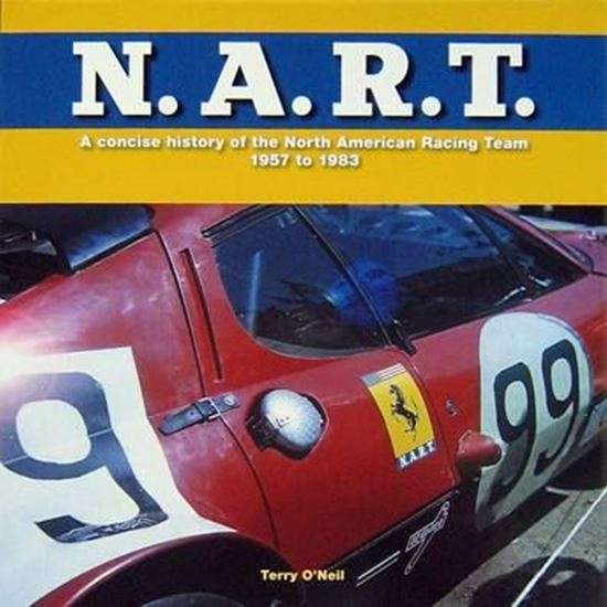 Picture of N.A.R.T.: A CONCISE HISTORY OF THE NORTH AMERICAN RACING TEAM 1957 TO 1983