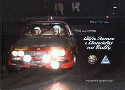 Picture of ALFA ROMEO E AUTODELTA NEI RALLY, VISTI DA DENTRO