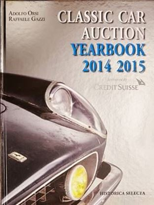 Picture of CLASSIC CAR AUCTION 2014-2015 YEARBOOK