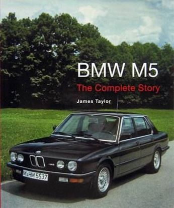 Picture of BMW M5 THE COMPLETE STORY