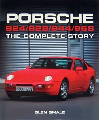 Immagine di PORSCHE 924 928 944 968 THE COMPLETE STORY