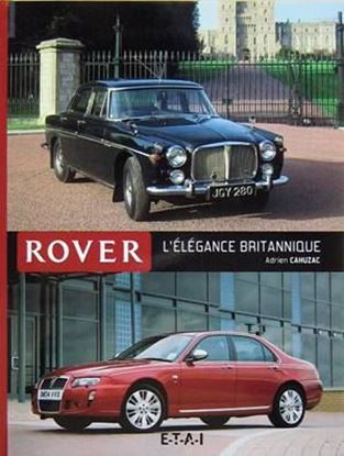 Picture of ROVER L'ELEGANCE BRITANNIQUE