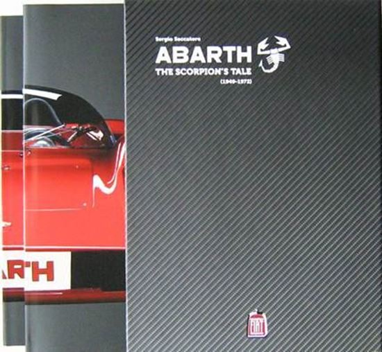 Picture of ABARTH THE SCORPION'S TALE 1949-1972 VOL.1 & 2