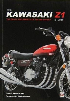 Picture of THE KAWASAKI Z1 STORY
