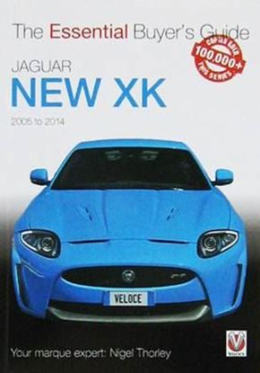 Immagine di JAGUAR NEW XK 2005-2014 THE ESSENTIAL BUYER'S GUIDE