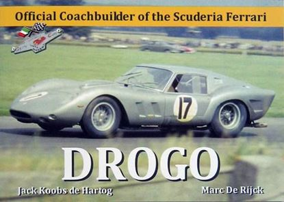 Picture of DROGO: OFFICIAL COACHBUILDER OF THE SCUDERIA FERRARI