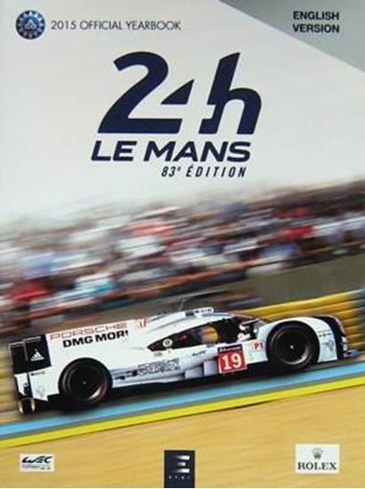 Picture of 2015 LE MANS 24 HOURS OFFICIAL YEARBOOK