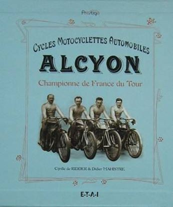 Picture of ALCYON, CHAMPIONNE DE FRANCE DU TOUR