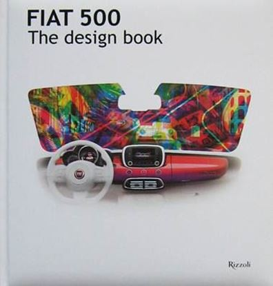 Picture of FIAT 500 THE DESIGN BOOK