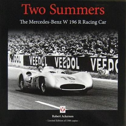 Immagine di TWO SUMMERS THE MERCEDES-BENZ W196R RACING CAR
