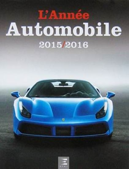 Picture of ANNEE AUTOMOBILE N.63 2015-2016