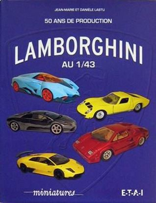 Immagine di LAMBORGHINI AU 1/43 50 ANS DE PRODUCTION