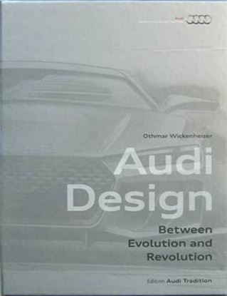 Picture of AUDI DESIGN: BETWEEN EVOLUTION AND REVOLUTION