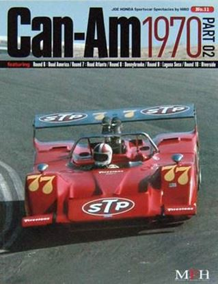 Picture of CAN-AM 1970 PART 02: SPORTSCAR SPECTACLES BY HIRO N.11
