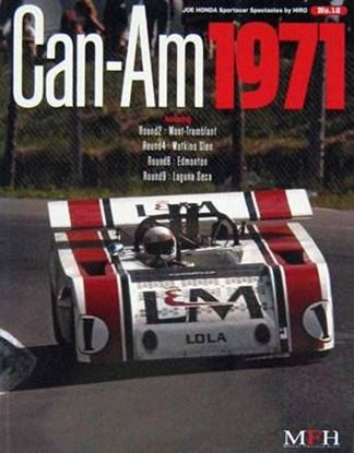 Picture of CAN-AM 1971: SPORTSCAR SPECTACLES BY HIRO N.12