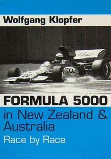 Picture of FORMULA 5000 IN NEW ZELAND & AUSTRALIA RACE BY RACE