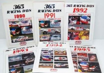 Immagine di Serie completa 365 RACING DAYS 1986/1995