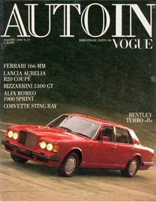 Picture of Serie Rivista AUTO IN VOGUE