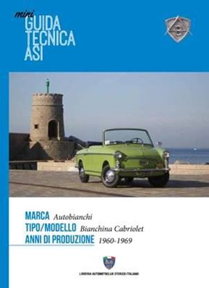 Picture of AUTOBIANCHI BIANCHINA CABRIOLET 1960-1969: MINI GUIDA TECNICA ASI