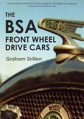 Immagine di THE BSA FRONT WHEEL DRIVE CARS
