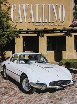 Picture of CAVALLINO THE JOURNAL OF FERRARI HISTORY N° 211 FEBRUARY/MARCH 2016