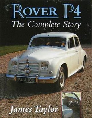Picture of ROVER P4: THE COMPLETE STORY
