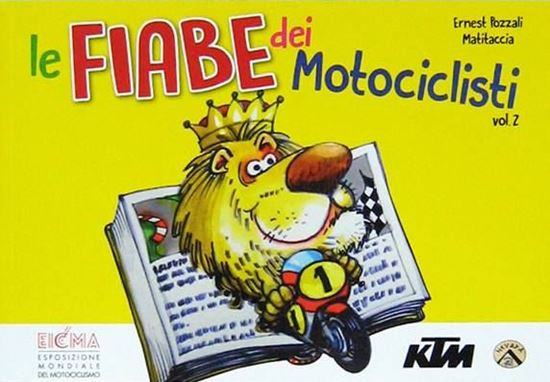 Picture of LE FIABE DEI MOTOCICLISTI VOL.2