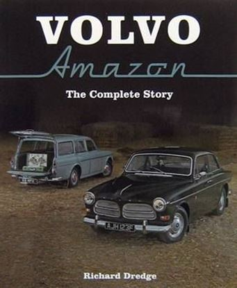 Immagine di VOLVO AMAZON THE COMPLETE STORY