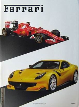 Immagine di FERRARI ANNUARIO 2015-THE OFFICIAL FERRARI MAGAZINE N.31/DEC.2015