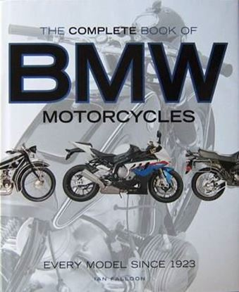 Picture of THE COMPLETE BOOK OF BMW MOTORCYCLES: Every Model Since 1923