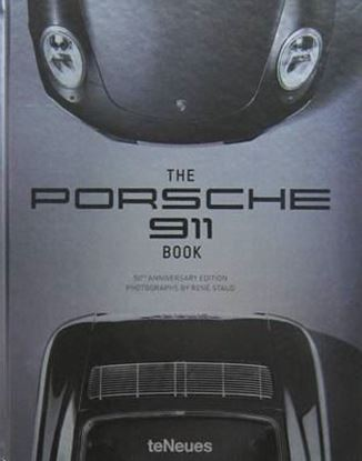 Immagine di THE PORSCHE 911 BOOK 50th ANNIVERSARY EDITION