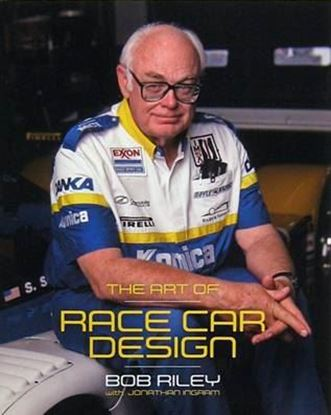 Immagine di THE ART OF RACE CAR DESIGN