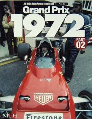 Picture of GRAND PRIX 1972 PART 02: RACING PICTORIAL SERIES BY HIRO N.49
