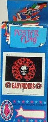 "Picture of POSTER FLAG EASY RIDER ""TESCHIO"""