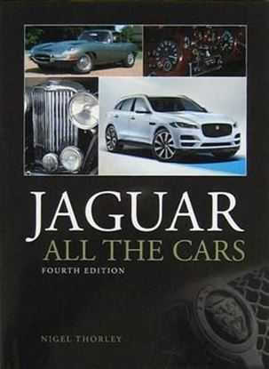 Immagine di JAGUAR ALL THE CARS. Quarta edizione 2016