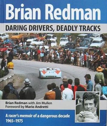 Picture of BRIAN REDMAN: DARING DRIVERS DEADLY TRACKS