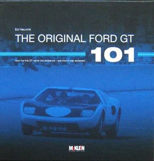 Immagine di THE ORIGINAL FORD GT 101