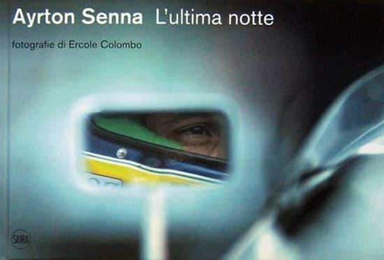 Picture of AYRTON SENNA L'ULTIMA NOTTE