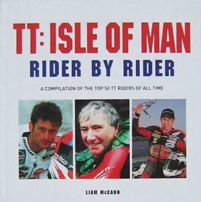 Immagine di TT ISLE OF MAN RIDER BY RIDER