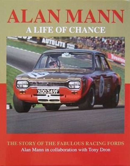 Picture of ALAN MANN: A LIFE OF CHANCE