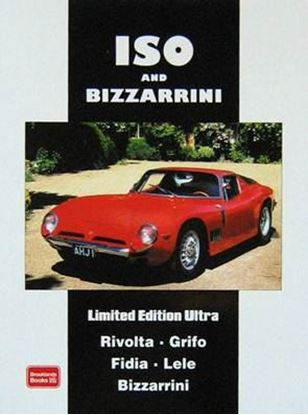 "Immagine di ISO AND BIZZARRINI LIMITED EDITION ULTRA. Serie ""Brooklands Books"""