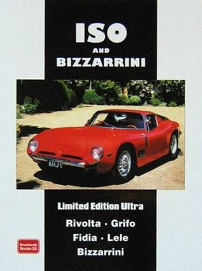 "Picture of ISO AND BIZZARRINI LIMITED EDITION ULTRA. Serie ""Brooklands Books"""