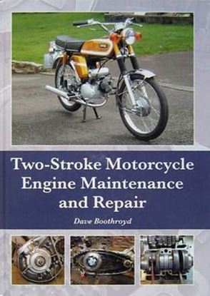Picture of TWO STROKE MOTORCYCLE ENGINE MAINTENANCE AND REPAIR