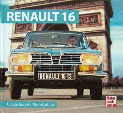 "Picture of RENAULT 16. Serie ""Schrader-Typen-Chronik"""