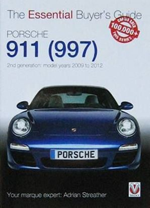 Immagine di PORSCHE 911 (997) 2nd GENERATION MODELS 2009 TO 2012 THE ESSENTIAL BUYER'S GUIDE