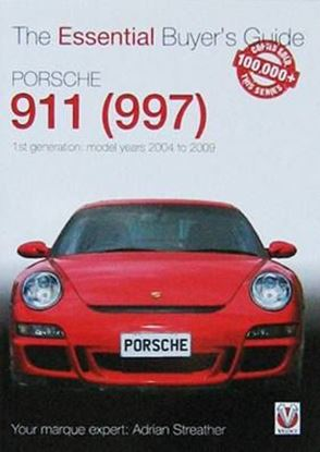 Immagine di PORSCHE 911 (997) 1st GENERATION MODELS 2004 TO 2009 THE ESSENTIAL BUYER'S GUIDE